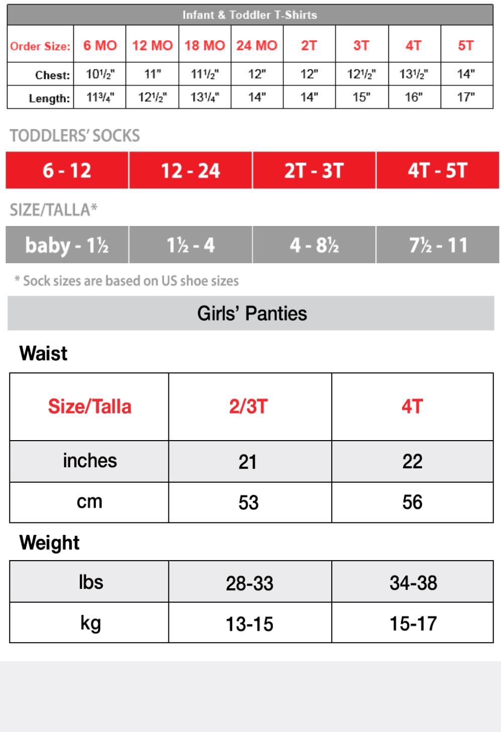 Hanes Mens Underwear Size Chart : hanes, underwear, chart, Hanes, Brands, Outlet, Stores