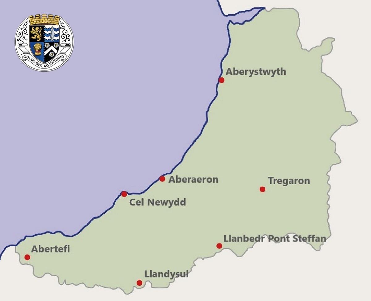 Ceredigion (Abertefi) Trefi - Cymdeithas Hanes Ceredigion