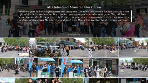 AfD blockieren oder an anderen Stellen – wer sich nicht wehrt, hat bereits verloren!
