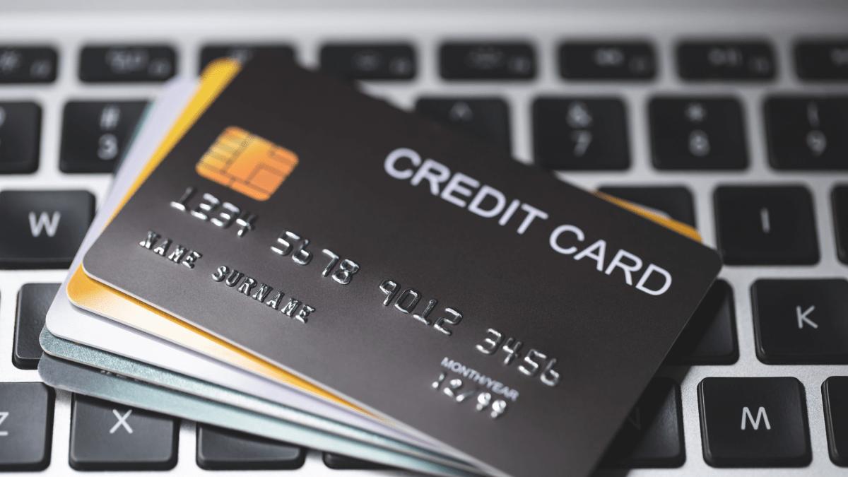 信用卡示意圖