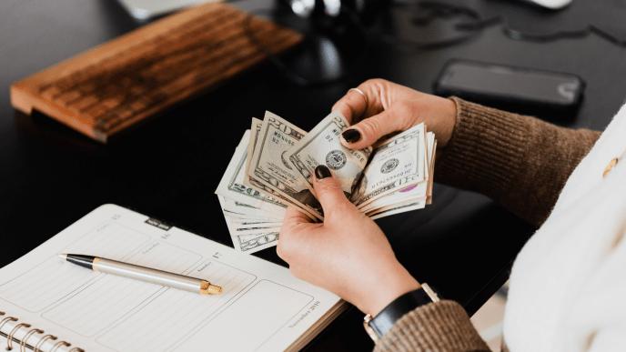 信用貸款示意圖