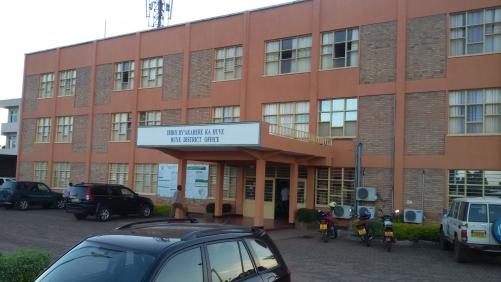 Huye-Rusatira:Batunguwe ubwo babonaga umugabo wigize igihazi afunguwe