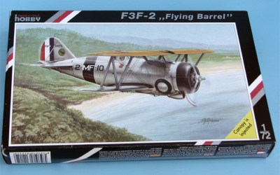 "F3F-2 ""Flying Barrel"""