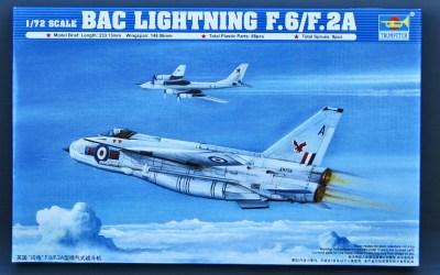 Lightning F.2A/F.6