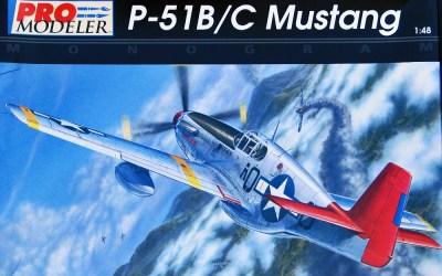 P-51 B/C Mustang
