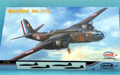 A-20J Havoc / Boston Mk. IV