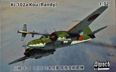 Kawasaki Ki-102a