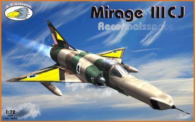 Dassault Mirage III CJ (PR)