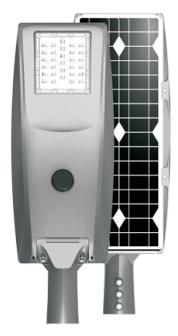LED Solar Street Light Fixtures
