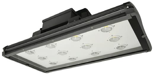 Airport Cold Storage Lighting