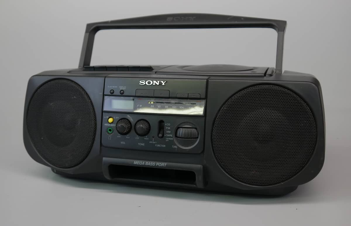 1990 s boombox cd