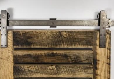 Standard Flat Track From Barn Door Hardware