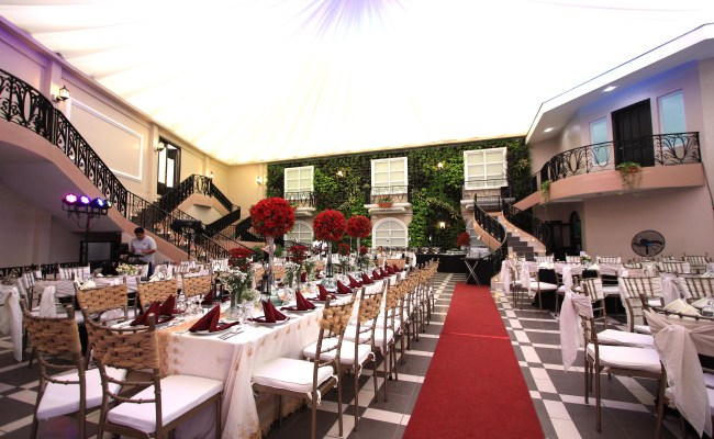 Hanging Gardens Events Venue