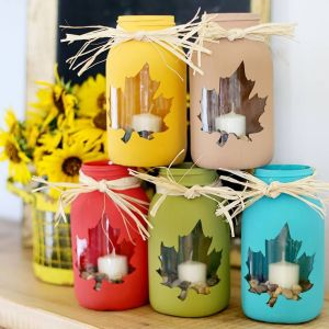 fall crafts ideas