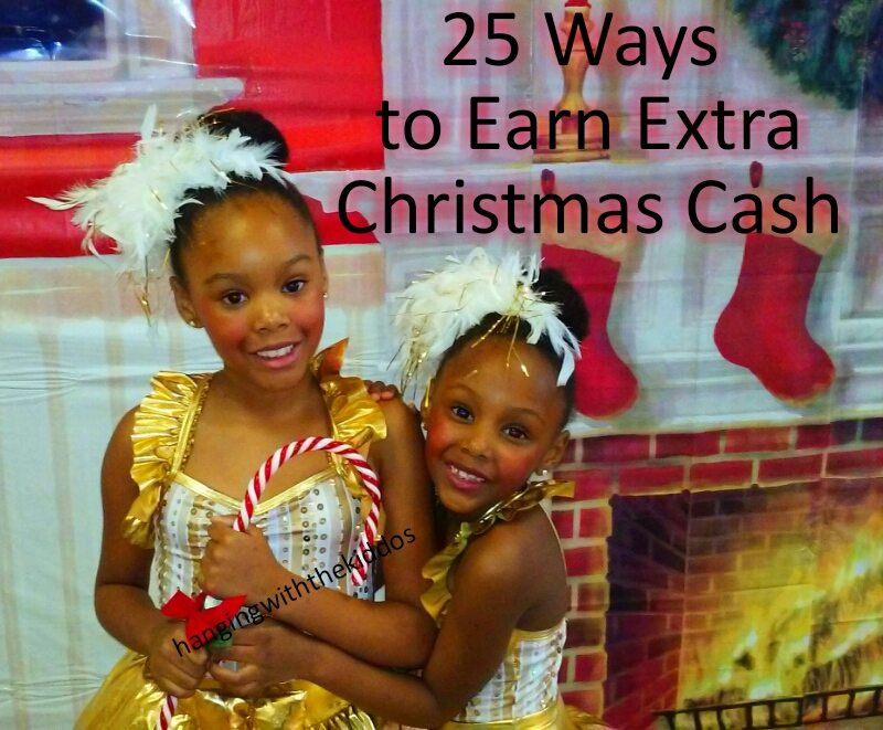25 Ways to Earn Extra Christmas Cash