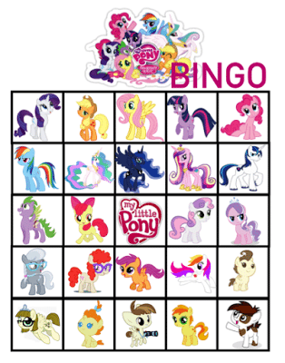 MY-LITTLE-PONY-BINGO