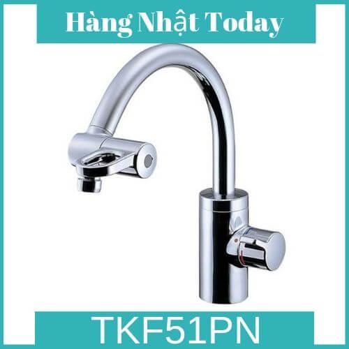 Vòi rửa bát Toto TKF51PN