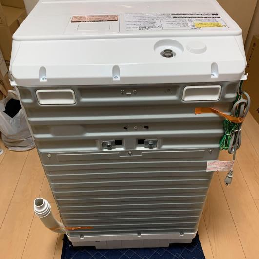 Máy giặt Ảnh thật máy giặt Hitachi BD-SG100CL