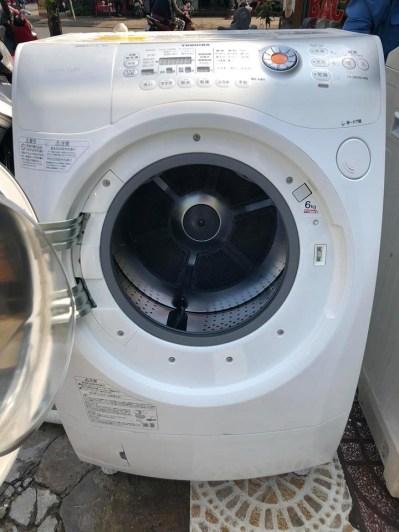 Máy giặt sấy nhật bãi TW-Z8200