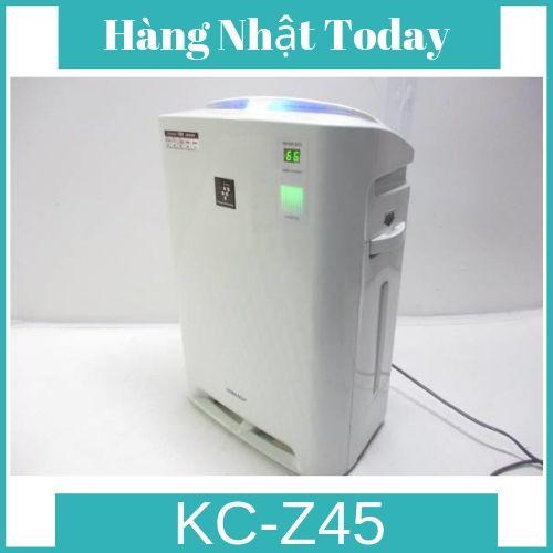 Máy lọc khí bù ẩm Sharp KC-Z45