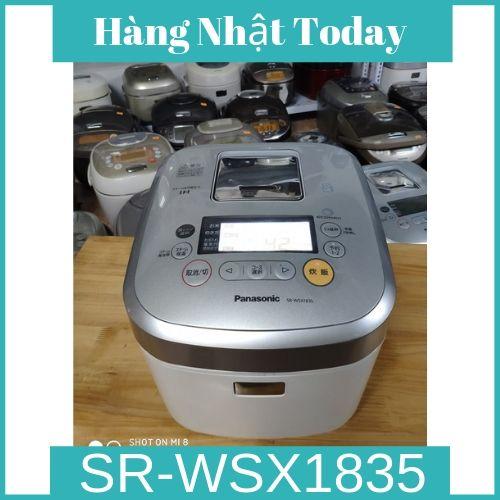 Nồi cơm điện cốc nước Panasonic SR-WSX1835