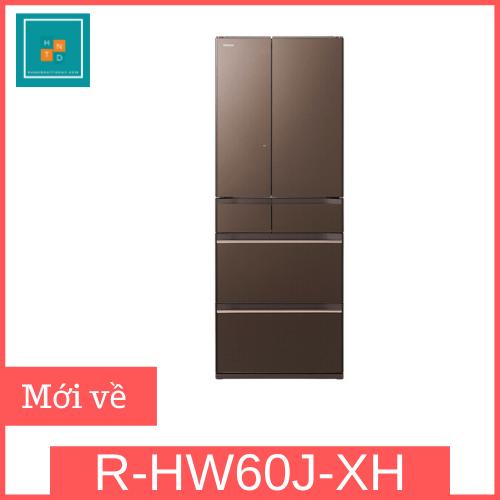 Tủ lạnh Hút Chân Không Hitachi R-HW60J-XH