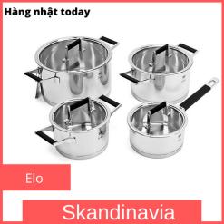 Nồi từ Elo Premium Skandinavia 4 món