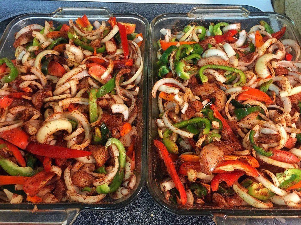 Easy-Baked-Chicken-Fajitas