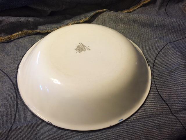 Pasta Bowl Templete