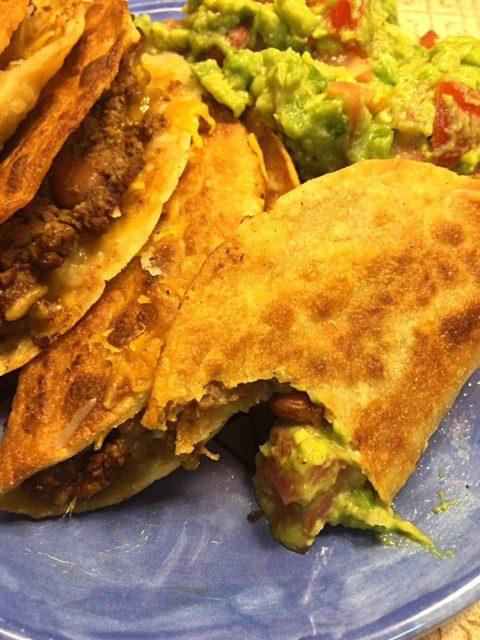 Crispy Beef Taco Recipe