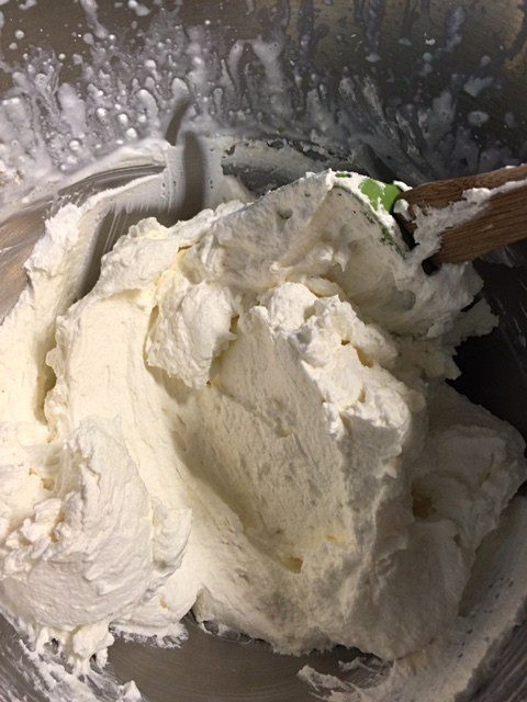 Made From Scratch Whipped Cream