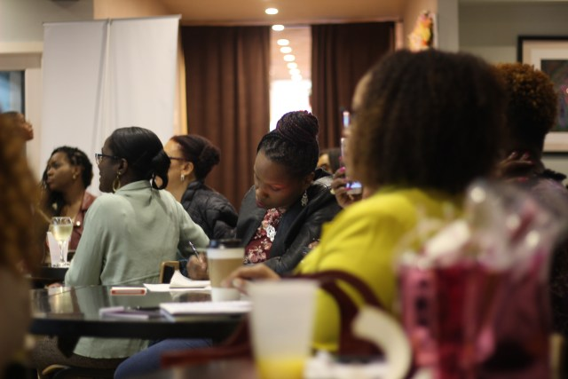 Recap of the Branding 101 Brunch Presented by SheMuse, Inc.