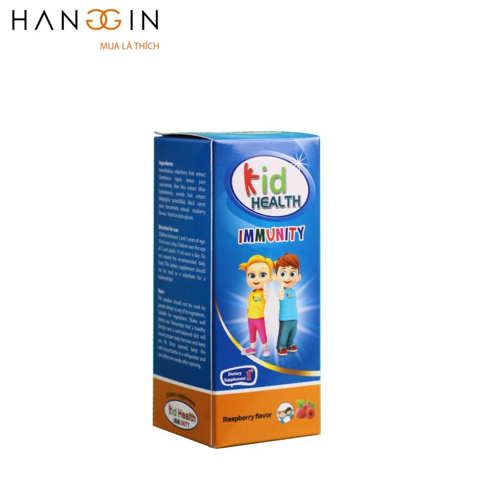Kid Health Immunity