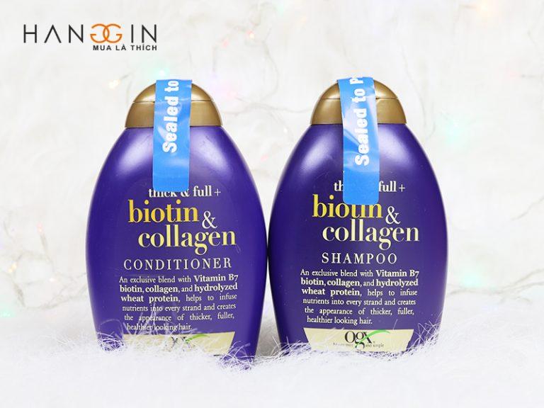 dầu gội đầu cao cấp Biotin