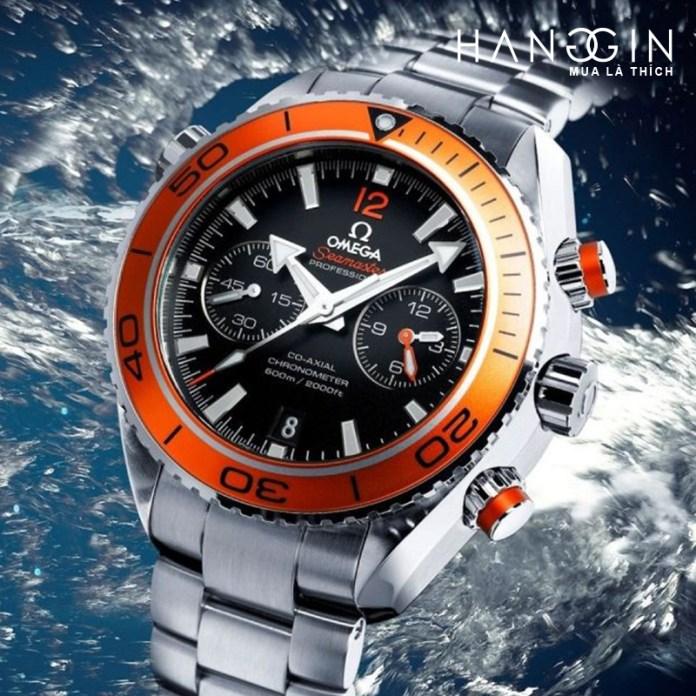 Omega Planet Ocean Xl Seamaster Chrono - 2