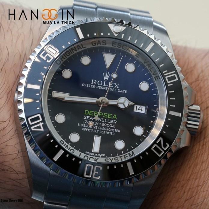 Rolex 116660 dbl Sea-Dweller DEEP SEA Blue - 2