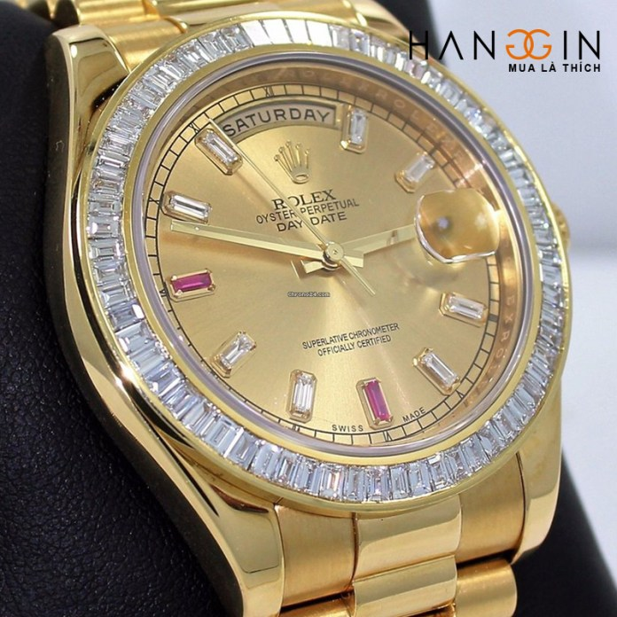 Rolex Day date II 41mm Yellow Gold - 1
