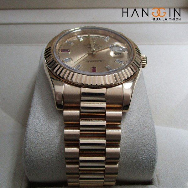 Rolex Day date II 41mm Yellow Gold - 4