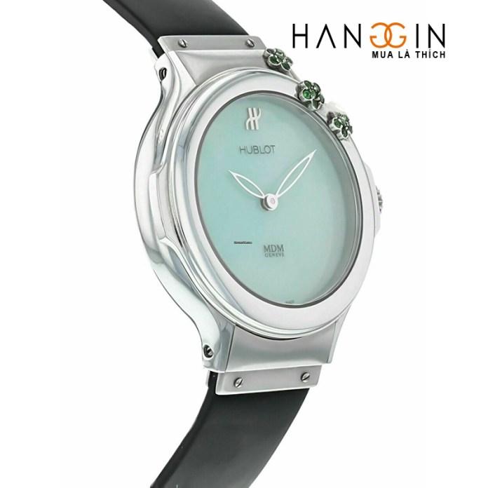 Đồng hồ đeo tay nữ thạch anh Hublot cổ điển - 1