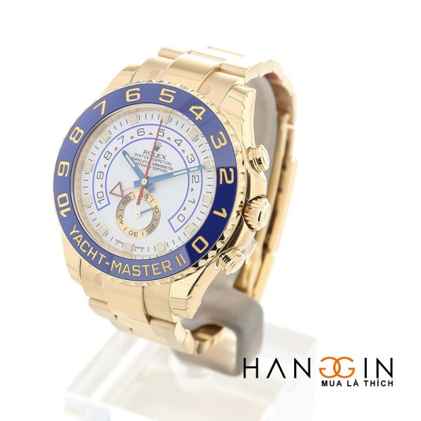 Rolex Yacht Master II Yellow gold - 4