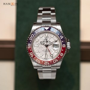 Rolex GMT-MASTER II màu trắng