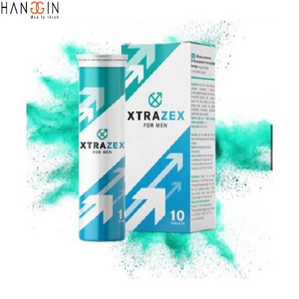 Xtrazex có tác dụng phụ không?