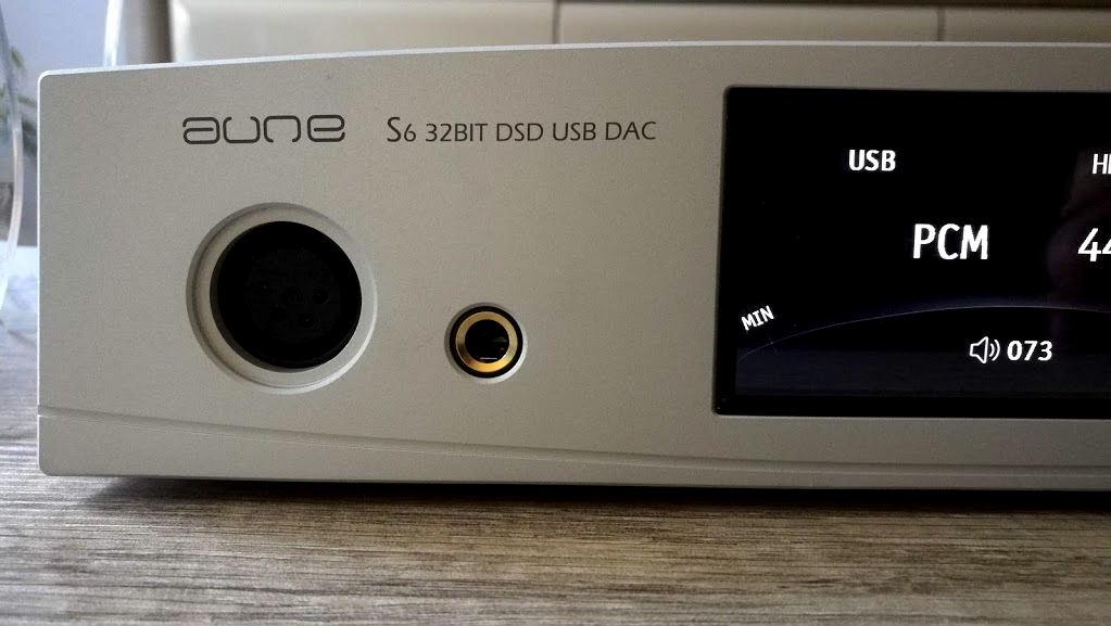 Aune S6 DAC/fejhallgató-erősítő - HangzásVilág MagazinHangzásVilág Magazin