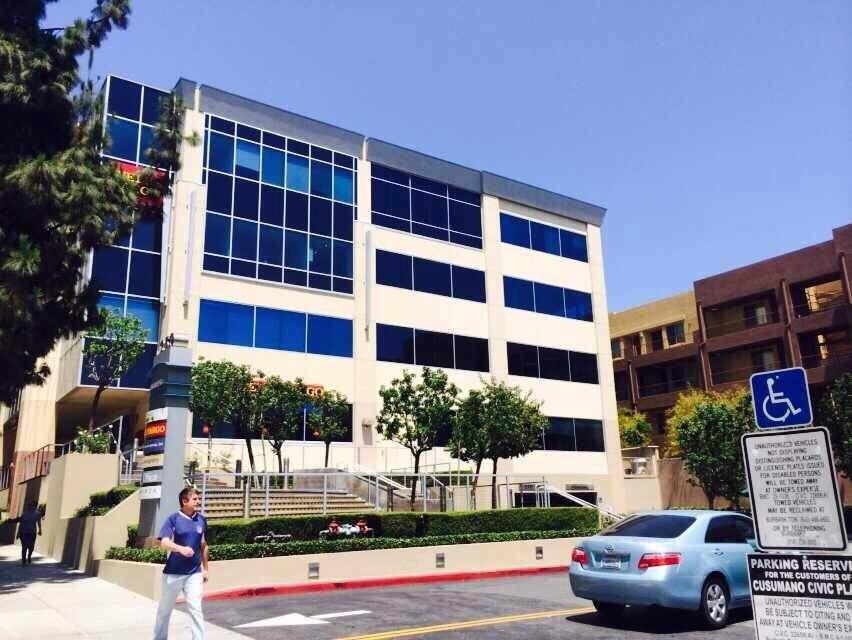 美國洛杉磯文化創意產業園