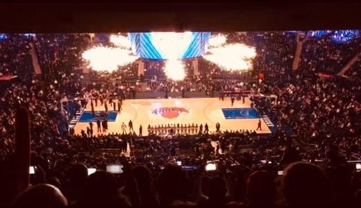 NBA観戦