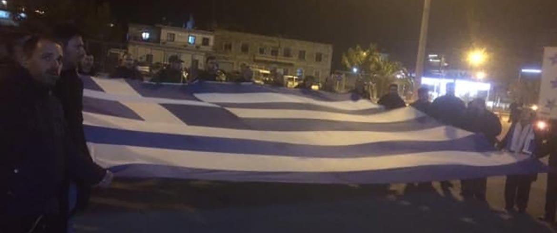 Μακεδονικό | Χανιώτες πηγαίνουν Αθήνα για το συλλαλητήριο (βίντεο)