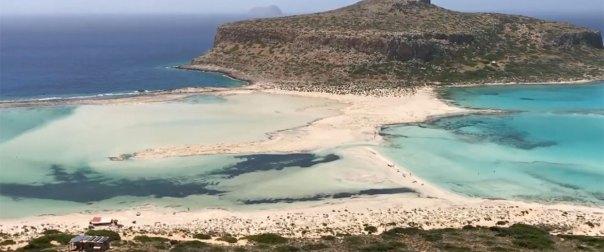 «Η πιο ωραία γωνιά της Κρήτης χωρίς τουρίστες» (βίντεο)