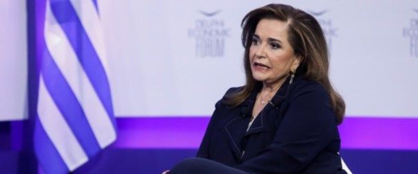 Ντόρα Μπακογιάννη: Ανησυχώ για την κατάσταση στο Ισραήλ
