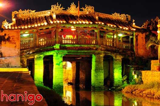 chùa Cầu Hội An