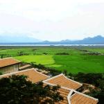 Khách sạn giữa cánh đồng lúa Victoria Núi Sam Lodge, An Giang